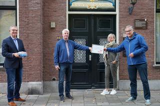 St Jansdal bedankt sponsoren op unieke wijze